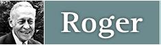 Roger Revelle - UC San Diego Library Roger online catalog logo