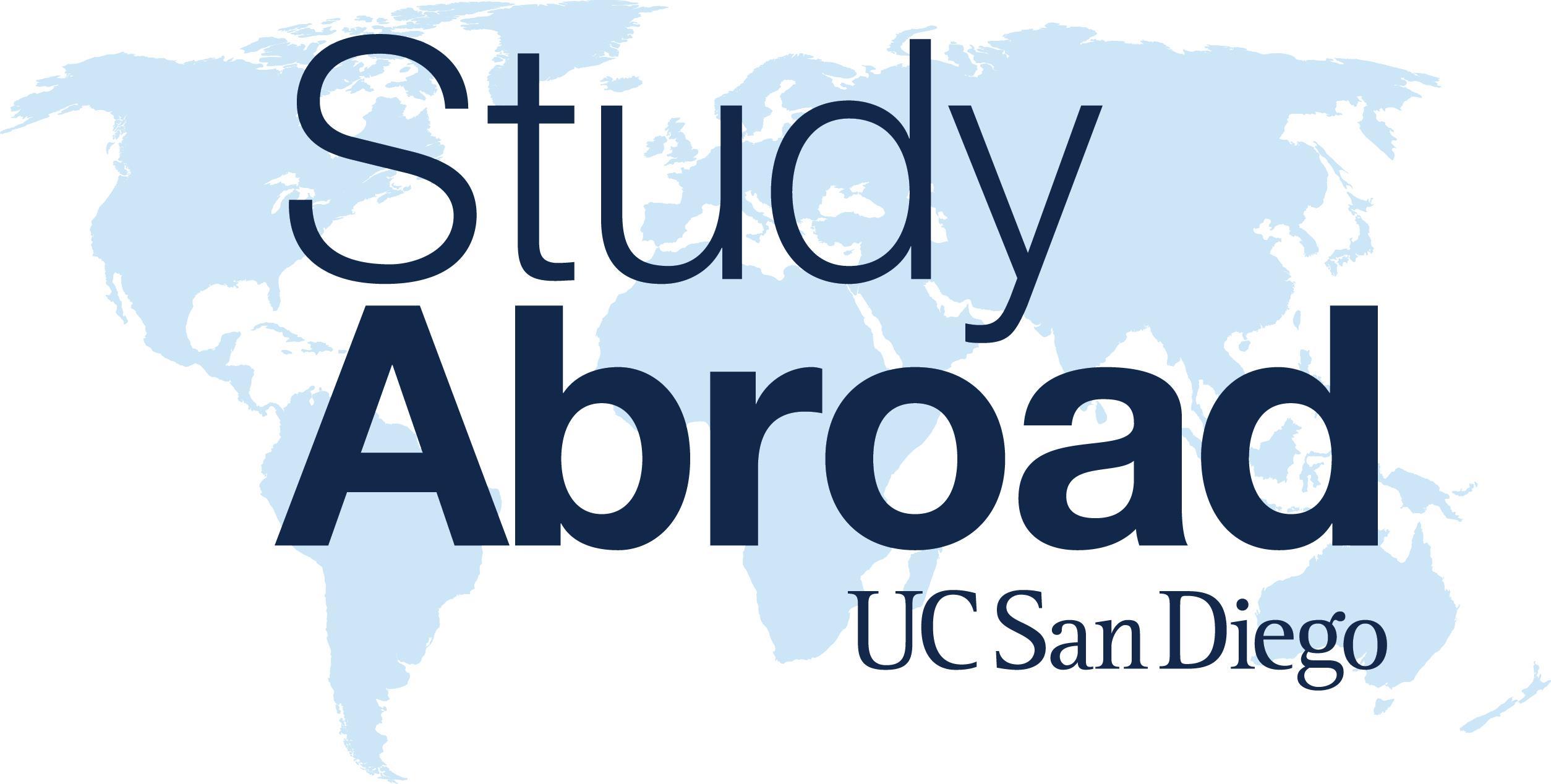 Study Abroad UC San Diego