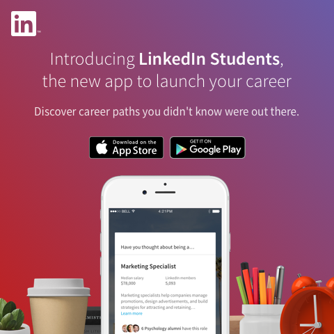 Introducing LinkedIn students