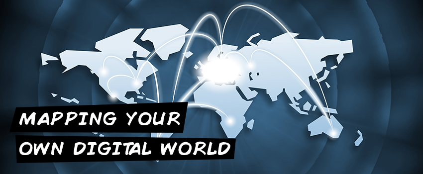 Mapping your own Digital World
