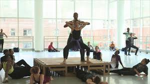 Image of Alvin Ailey Dancers