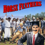 Poster of Horse Feathers movie