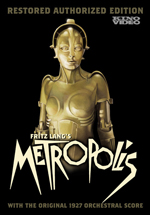 Cover of Fritz Lang's Metropolis