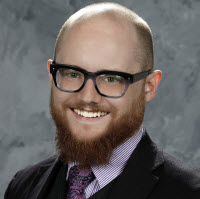 Picture of Matt Stevons, Director of Library Services.