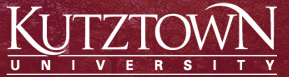 Kutztown University Rohrbach Library Web Site