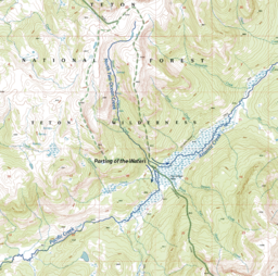 Tennesse Historical Topographic Maps PerryCastaeda Map