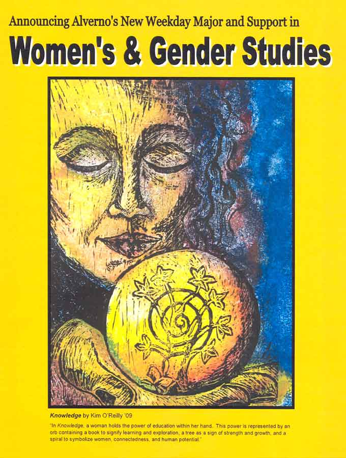 Women and Gender Studies Flyer, p.1