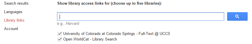 Off Campus Research How Do I Use The Library Libguides At University Of Colorado Colorado Springs Starting from the original ansi c standard. off campus research how do i use the