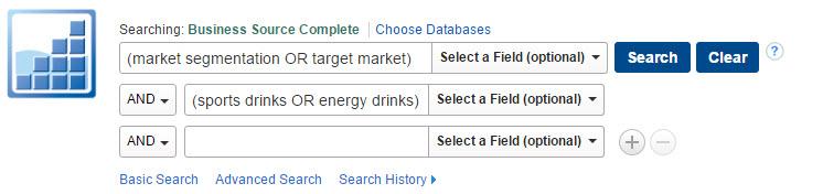 4 Target Market Specification Mktg 2p91 Introduction To