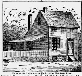 US Grant Home in St. Louis