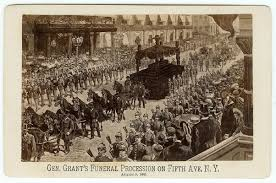 Ulysses S. Grant's Funeral