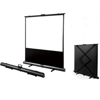 Pull Up Projection Screen