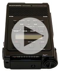 Marantz Audio Recorder Video