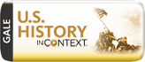 U.S. History in Context Database Logo