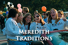 Link to page about Meredith College traditions