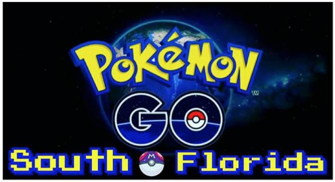 Pokémon in Miami & South Florida   PokéGuide: Pokémon GO