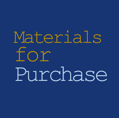 Link to Request Materials for Purchase Form