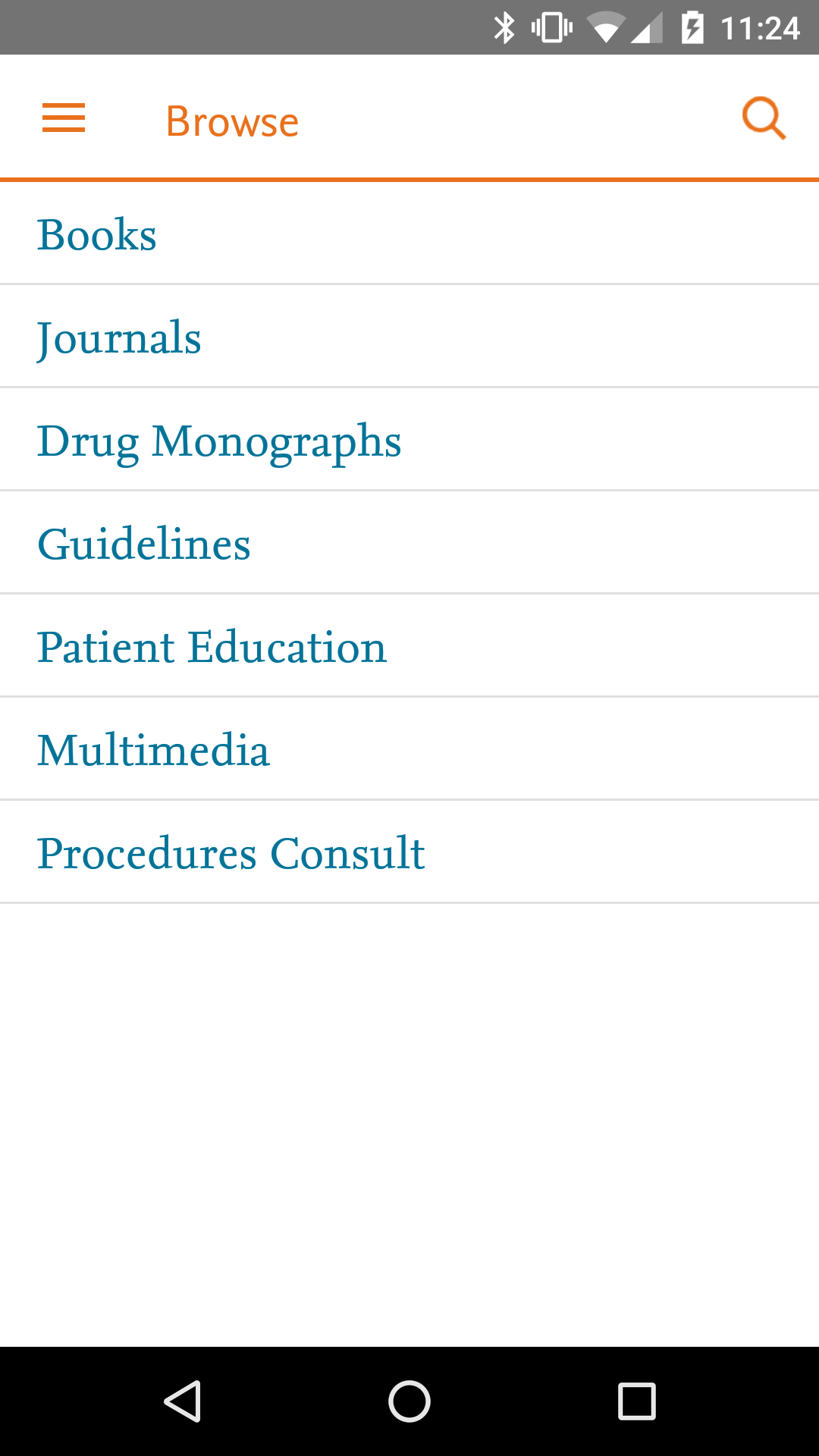Evidence - Mobile App Resources - LibGuides at Tufts University