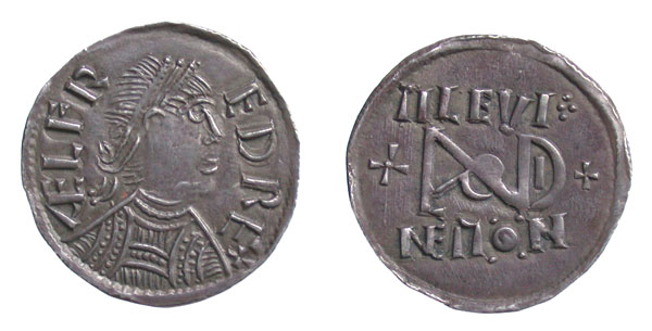 King Alfred Coins