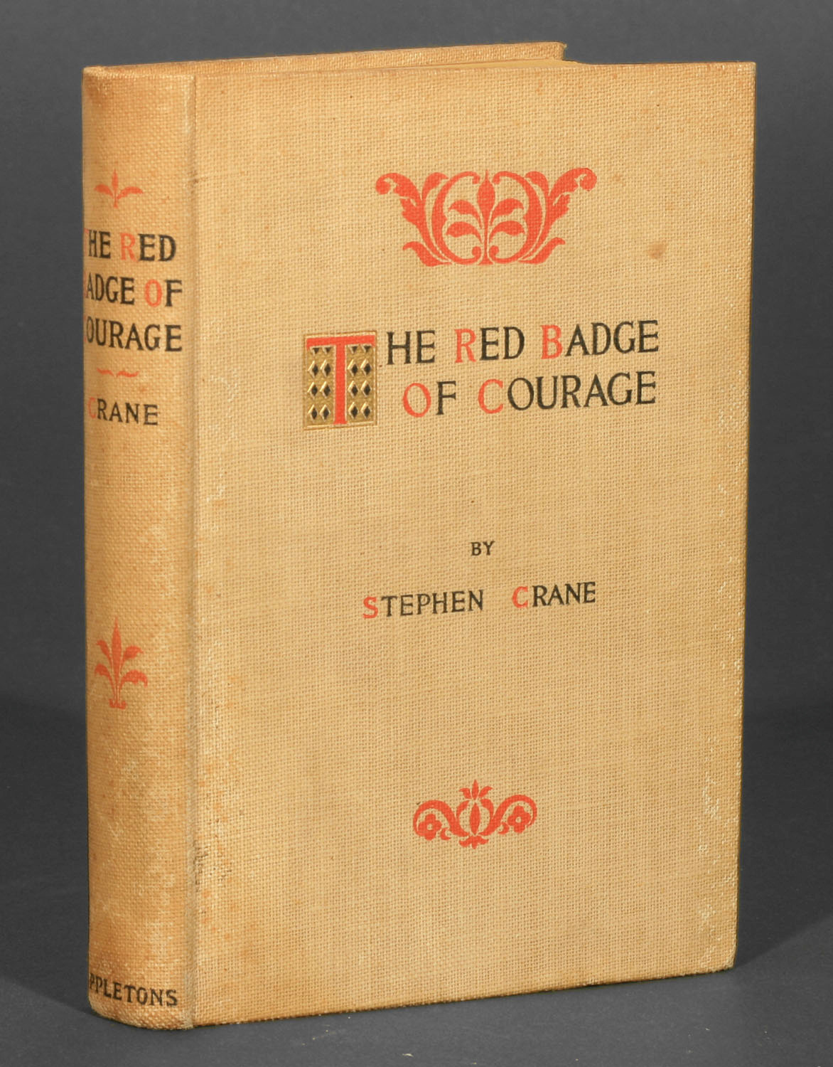 Stephen Crane's Red Badge of Courage