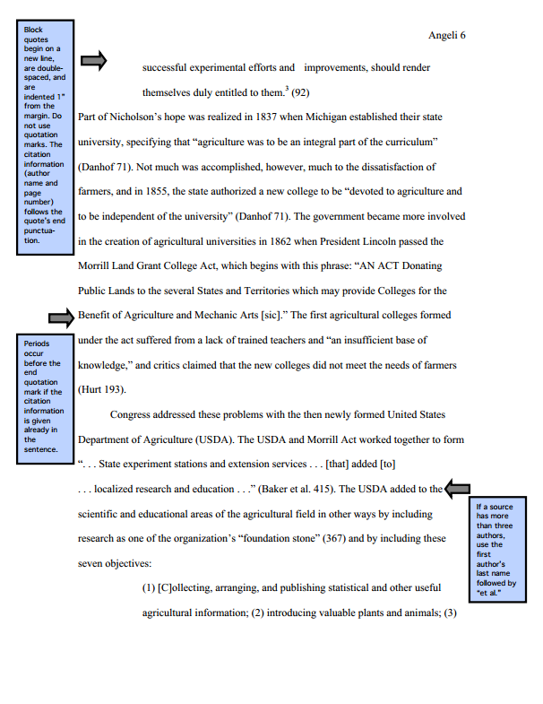 mla sample paper from owl purdue english education english  sample paper formatted in mla style from owl purdue