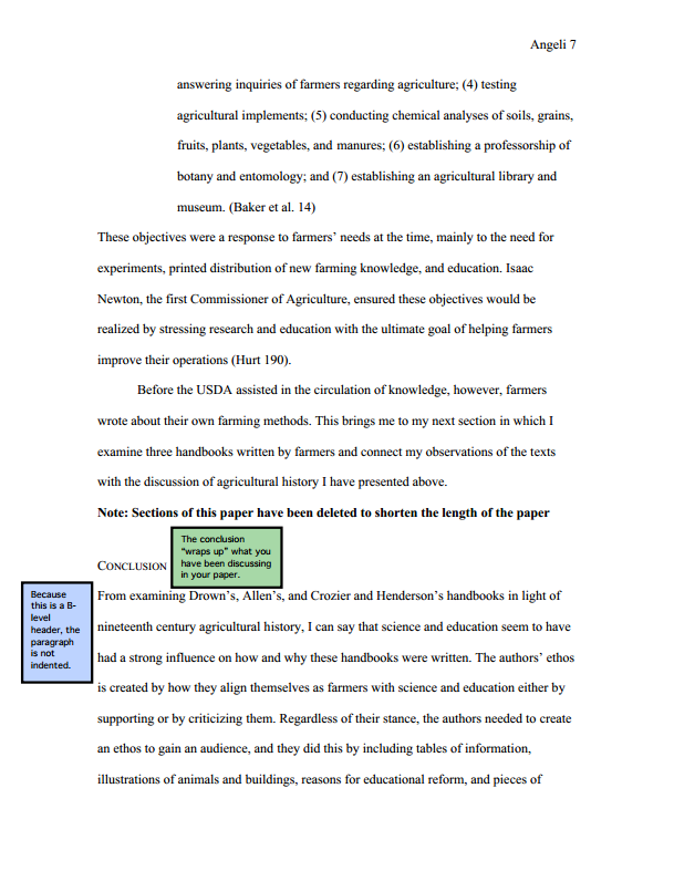 mla sample paper from owl purdue english education english  below is a sample paper from owl purdue formatted to mla standards