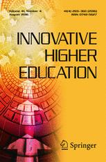 image of innovative higher education