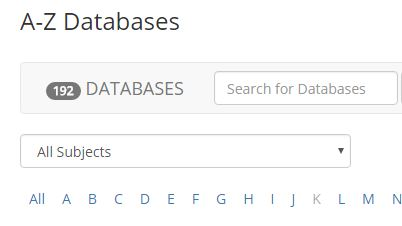 Databases - UN Professional Doctorates - Guides at