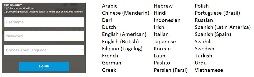 Rosetta Stone: Learn a language - Osteopathic Medicine