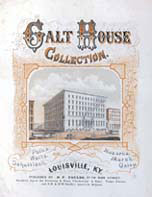 Galt House Collection cover