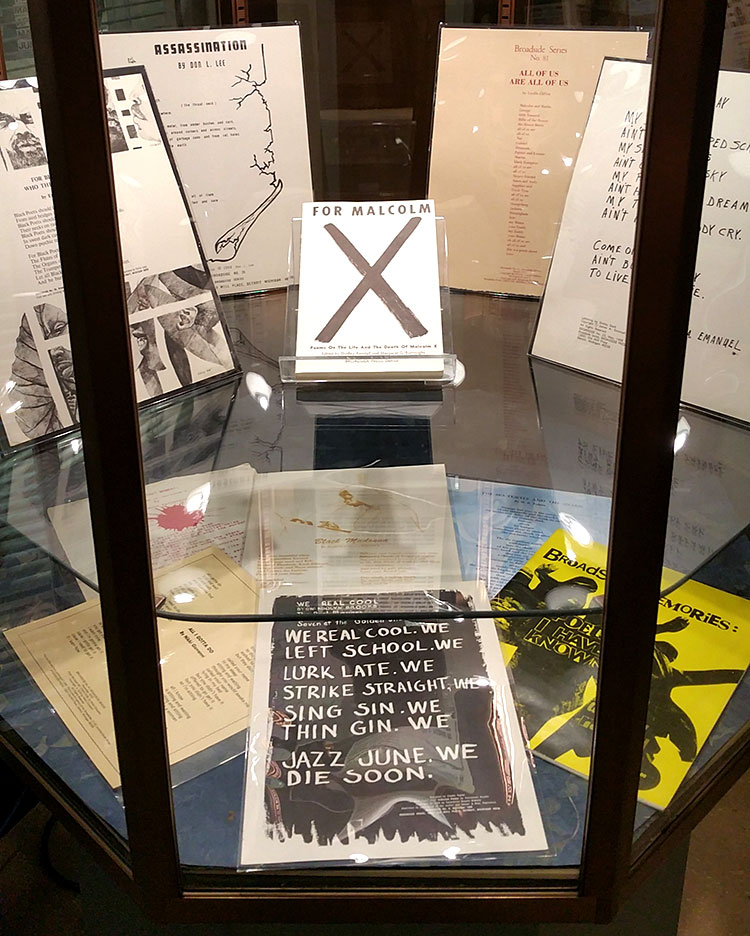 Image of Broadside Press Flash Exhibit