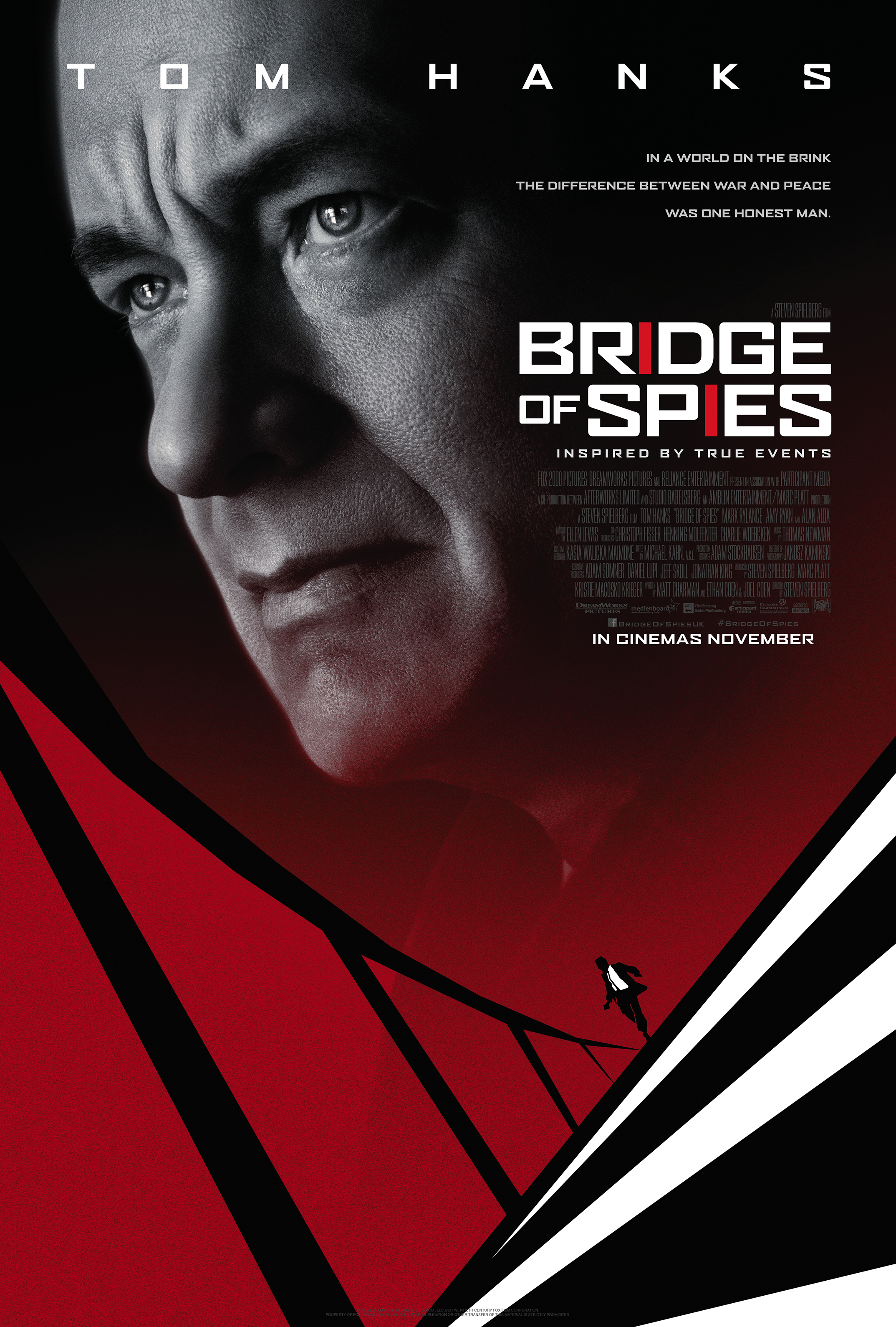Bridge Of Spies Movie Trailer and Videos   TV Guide