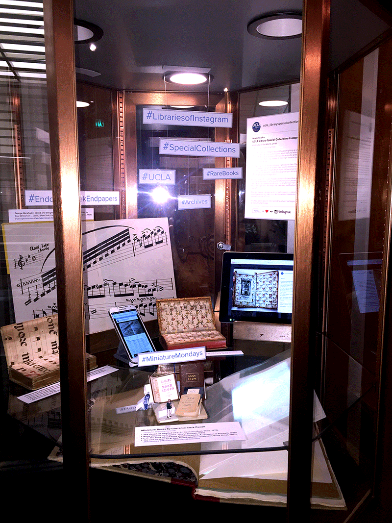 Flash exhibit main case