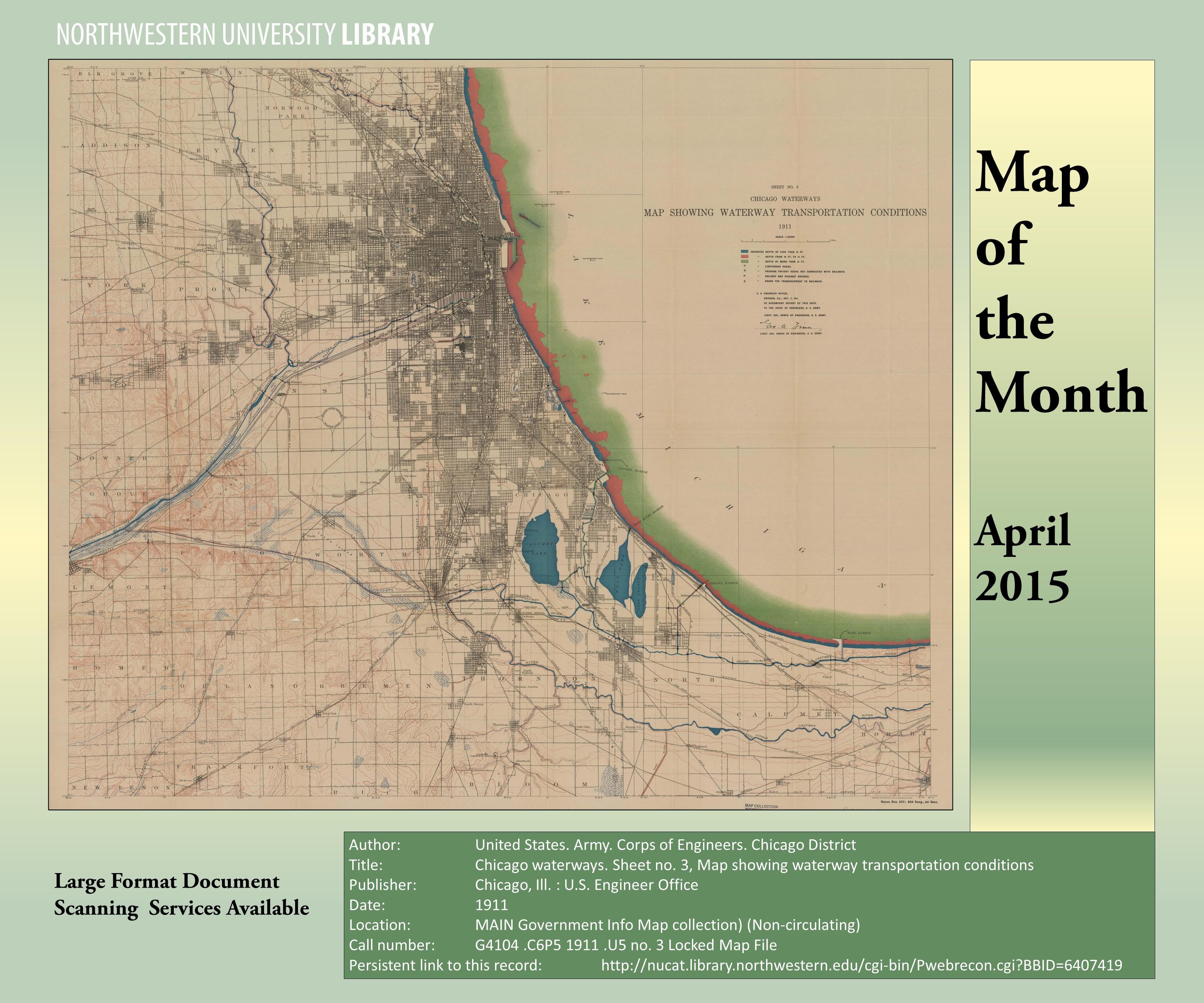 Chicago Waterways April 2015