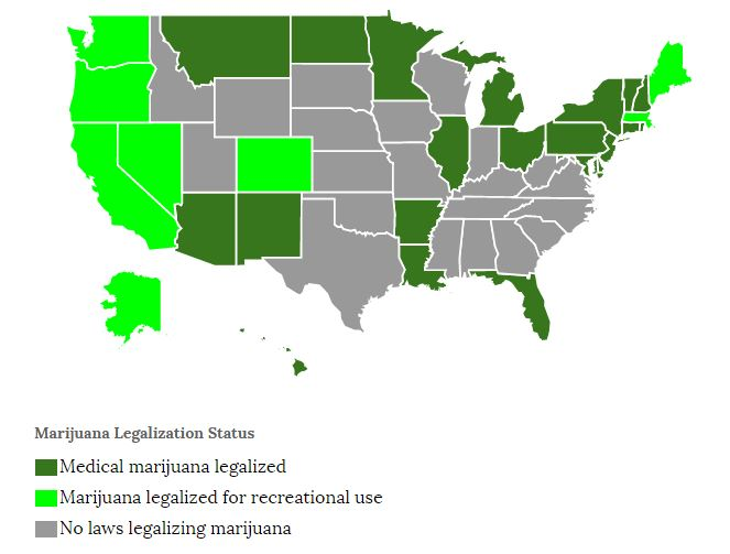 Introduction - Survey of Marijuana Law in the United States ...
