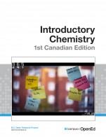 Introductory Chemistry open textbook from BCcampus