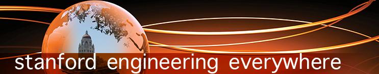 Stanford engineering everywhere logo