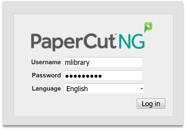 print quota