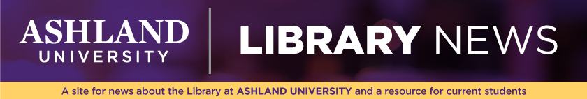 Library Blog Header
