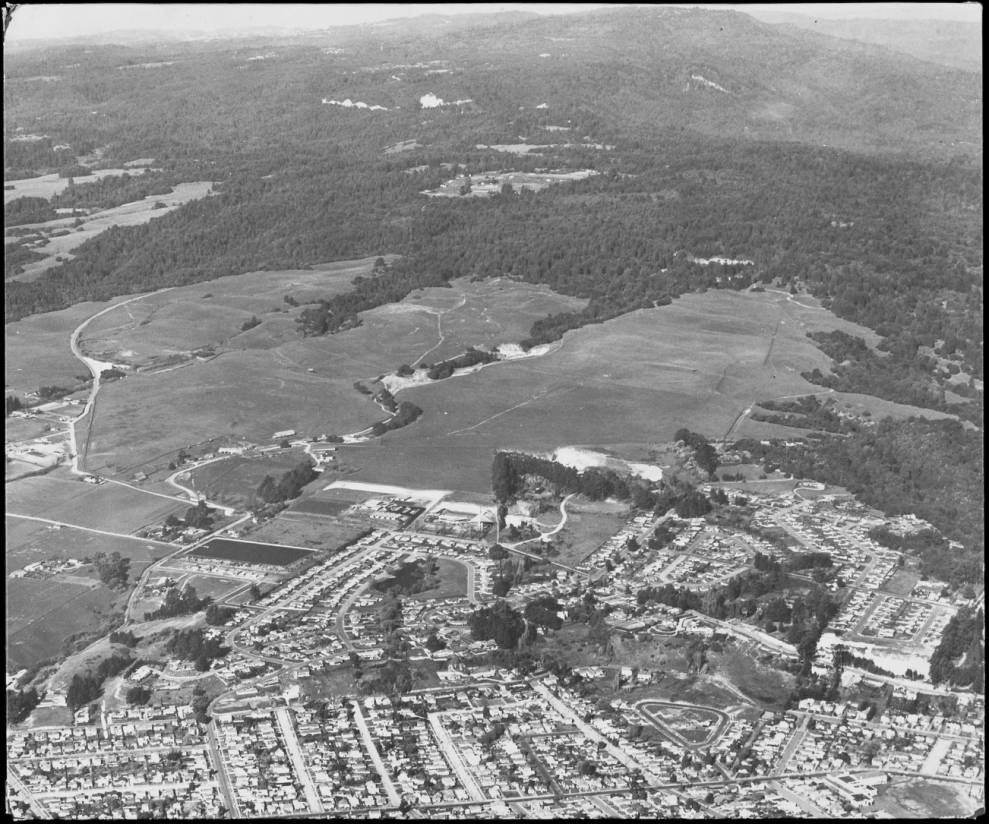 photograph of UCSC campus