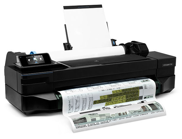 HP DesignJet T120 Large Format Printer