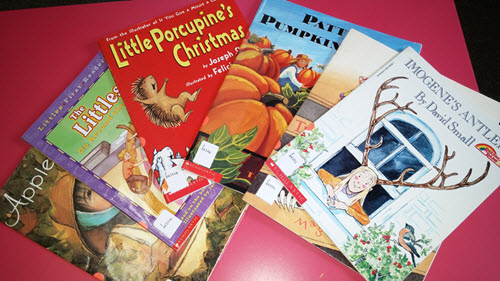 Books - EDU 341 Childrens and Early Adolescent Literature
