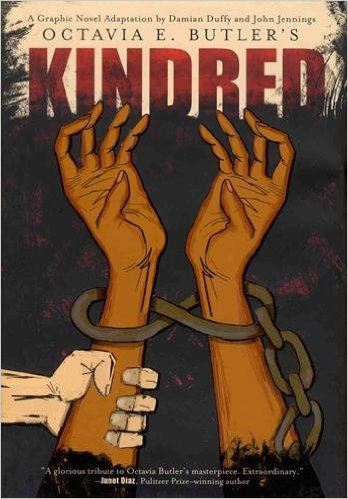 Kindred the Graphic Novel book cover image