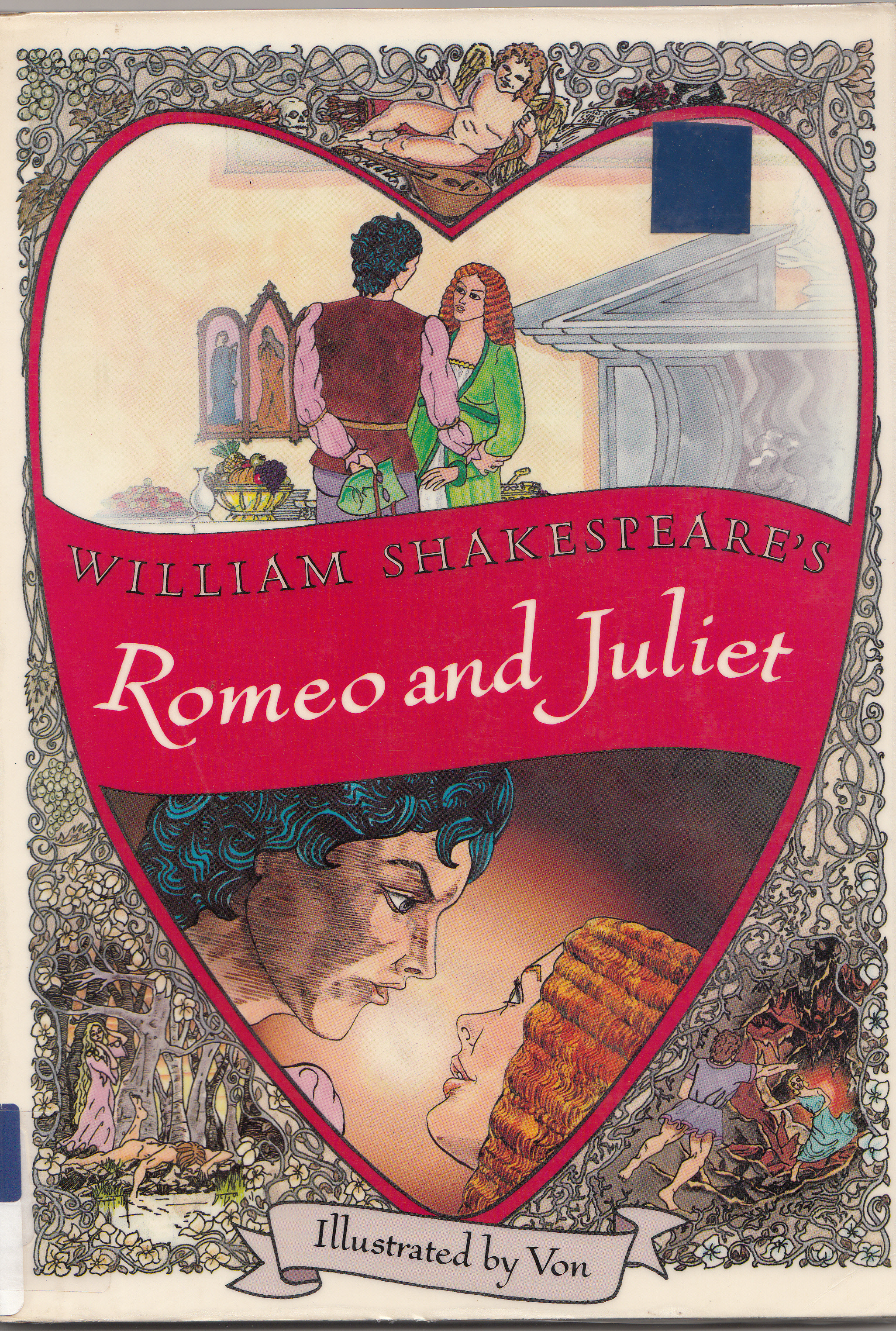 romeo and juliet home libguides at pacific lutheran college william shakespeare s romeo and juliet