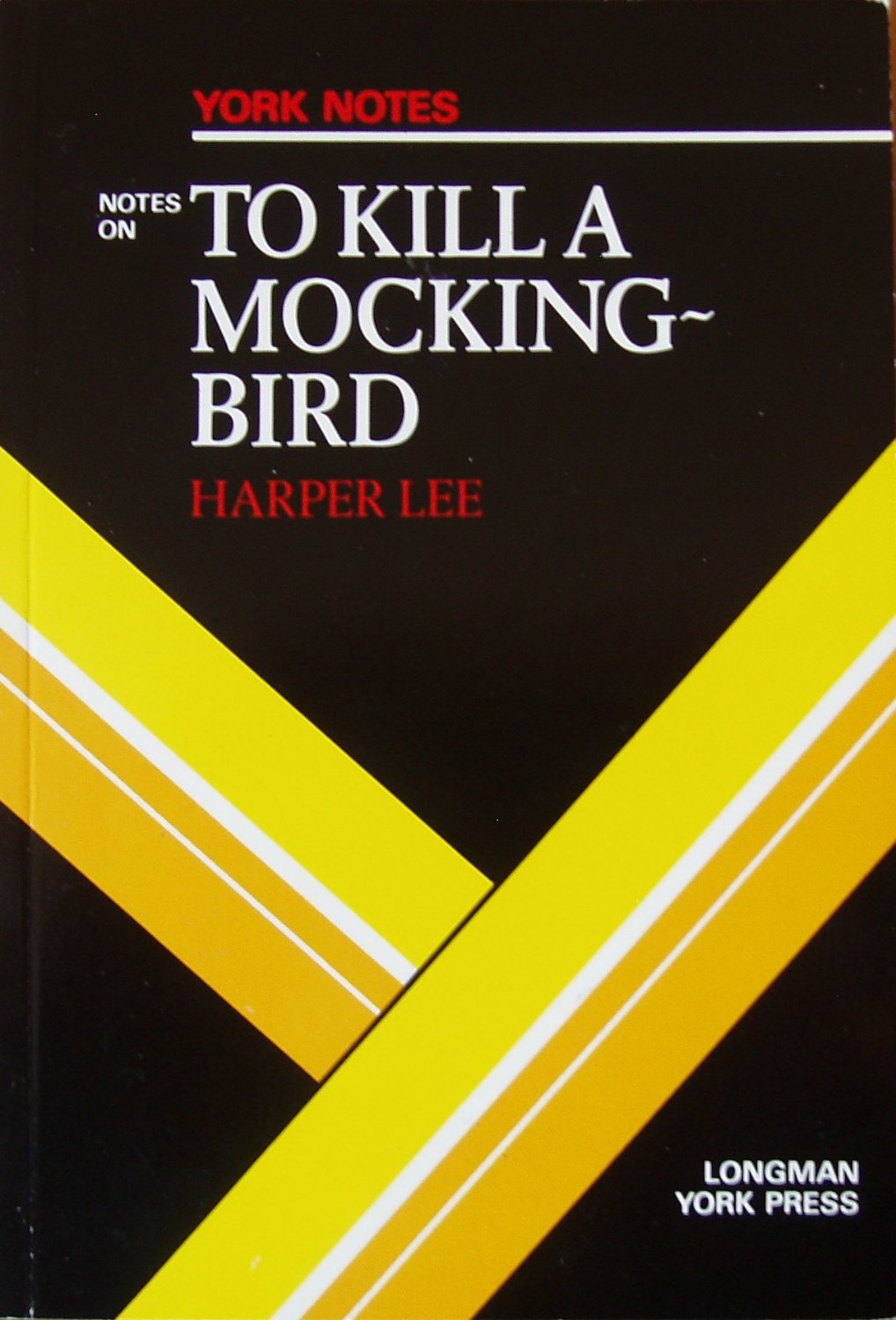 to kill a mockingbird cliff notes pdf