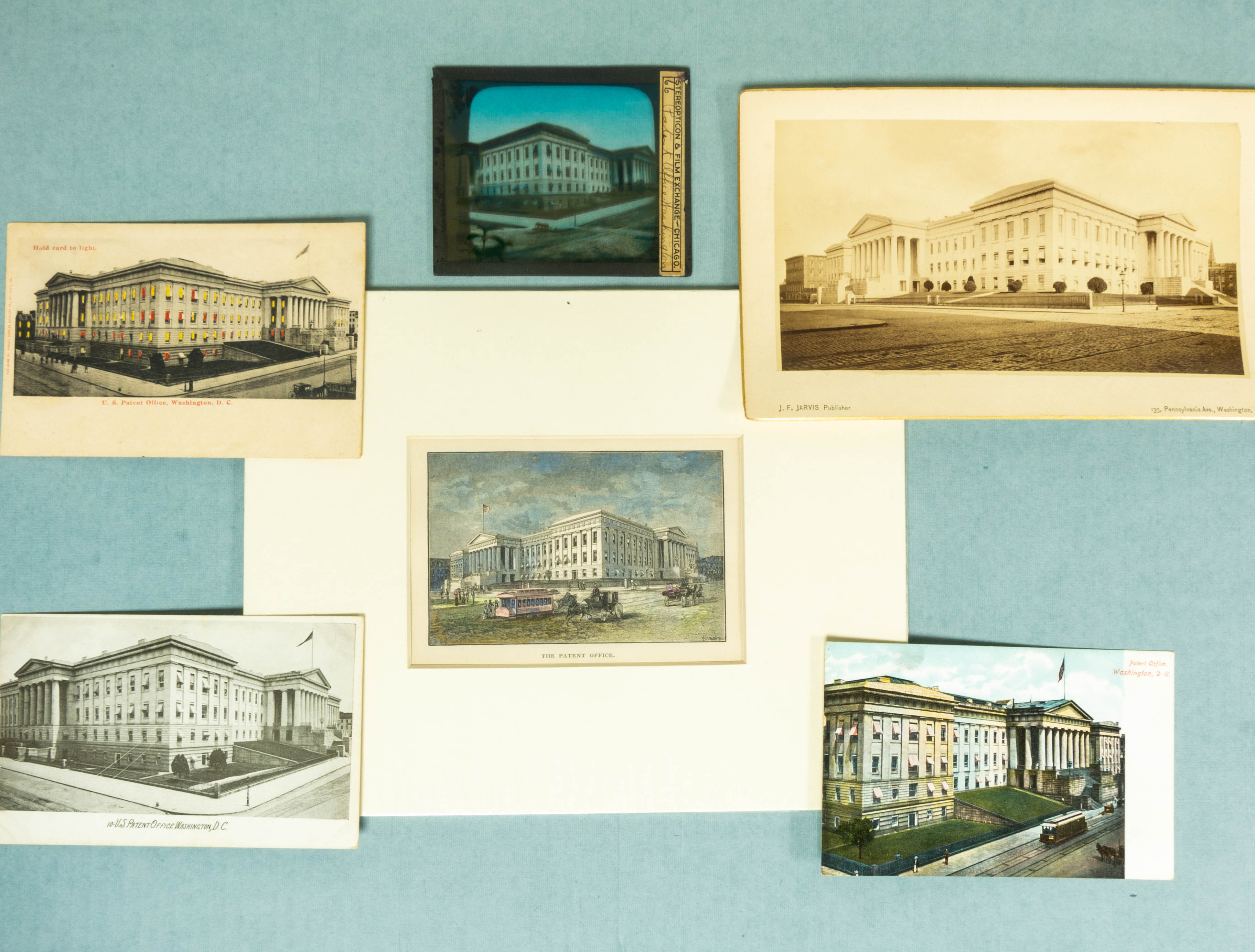 Views of Patent Building