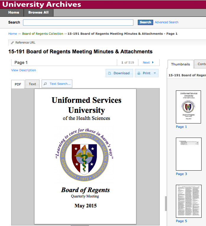 Home - USUHS LRC Update, Fall 2015 - LibGuides at Uniformed Services ...
