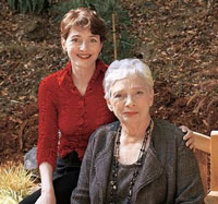 Annie Barrows and Mary Ann Shaffer