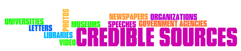 Credible sources wordle