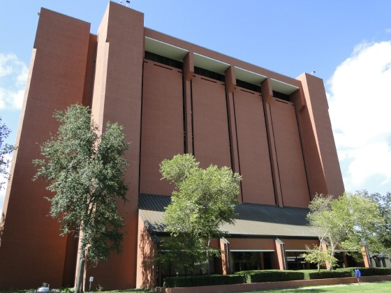 Mary and John Gray Library building